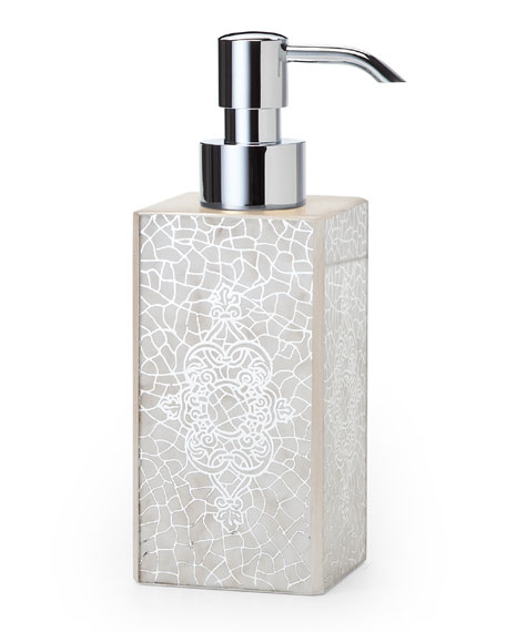 Labrazel Miraflores Ivory Pump Dispenser