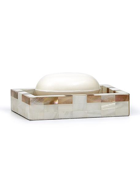 Parquet Soap Dish