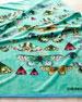 Issoria Jade Beach Towel