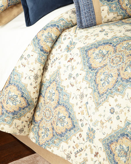 Sherry Kline Home Queen Windfall 3-Piece Comforter Set
