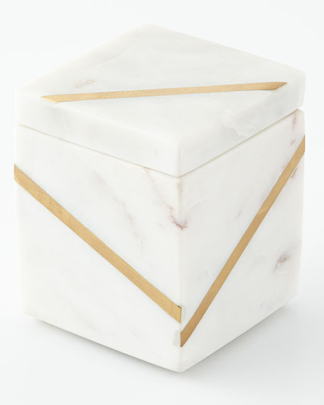 Mont Blanc Cotton Ball Jar