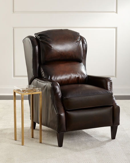 Perry Leather Recliner