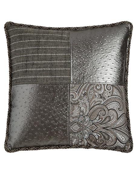 Sweet Dreams Loft Patchwork Pillow