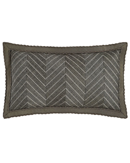 Loft Chevron Pillow