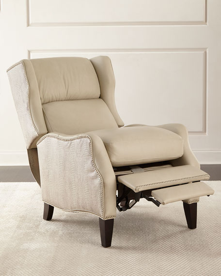 Waverly Leather Recliner