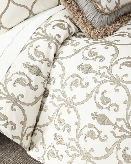 Isabella Collection by Kathy Fielder Queen Olivia Duvet