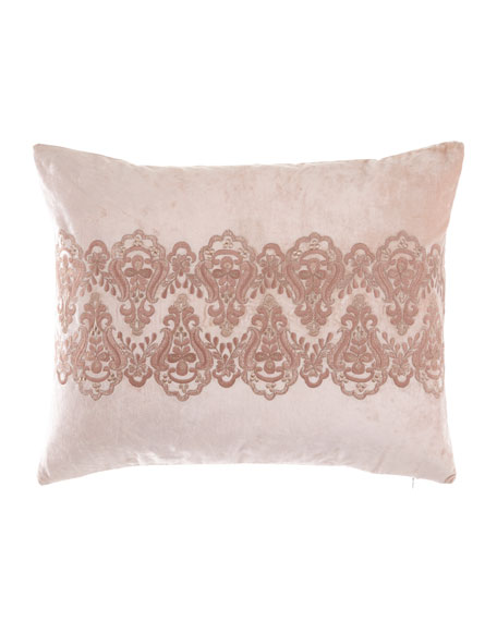 Divine Designs Rose Gold Queen Sham
