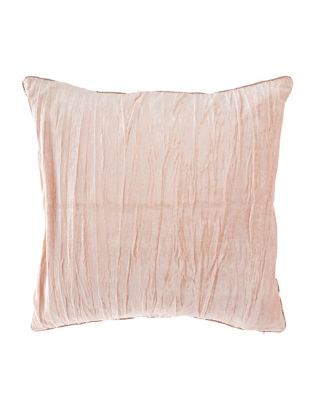 Rose Gold European Sham