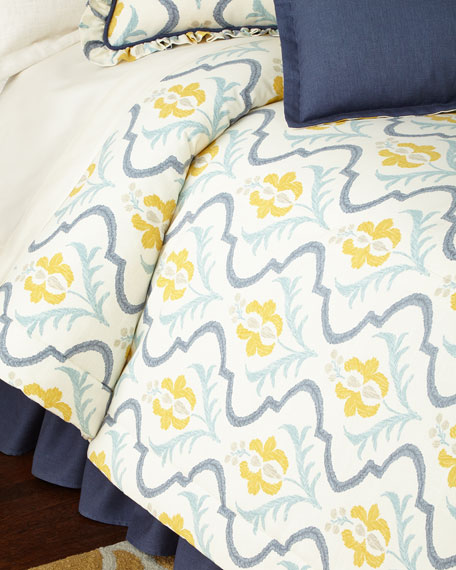 Sherry Kline Home Queen Felicity 3-Piece Comforter Set