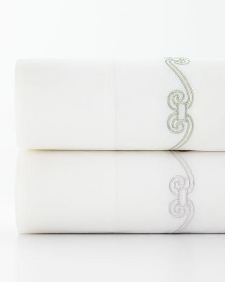 Queen Palma 4-Piece Sheet Set