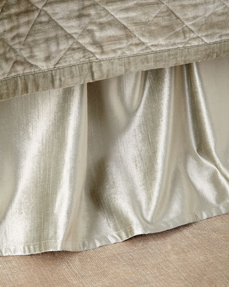 Amity Home Queen Simona Velvet Dust Skirt