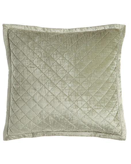 Amity Home Simona Velvet Square Pillow