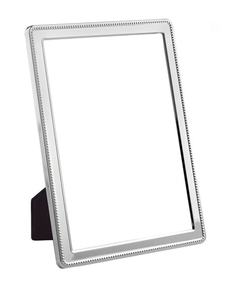 "Narrow Bead Picture Frame, 8"" x 10"""