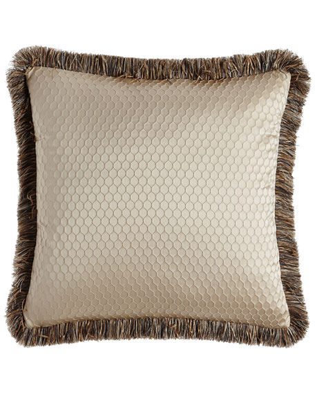 European Tranquility Sham with Fringe