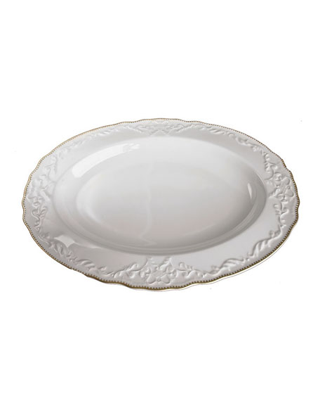 Anna Weatherley Anna Weatherly Simply Anna Oval Platter