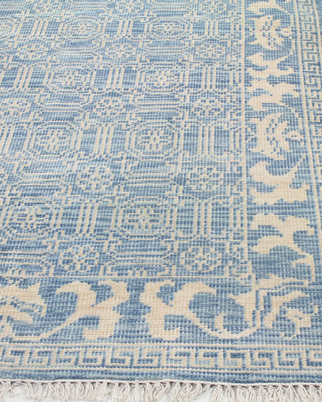 Rory Hand-Knotted Rug, 5' x 7'6""