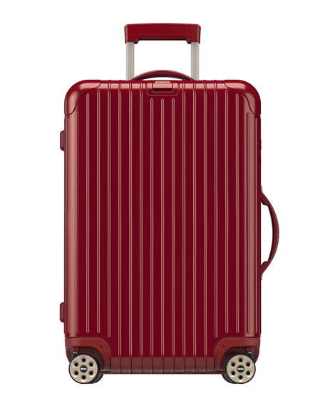Rimowa North America Salsa Deluxe Electronic Tag Red