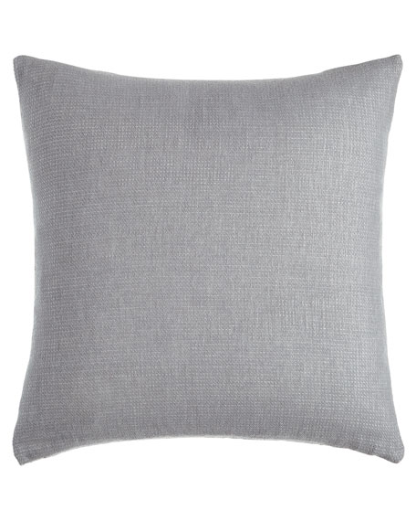 Gray Double-Faced Pillow