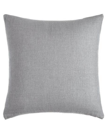 Gray Double-Faced Pillow