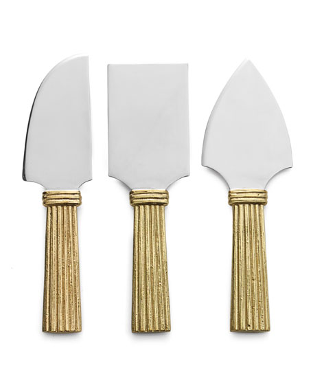 Wheat Cheese Knife Set