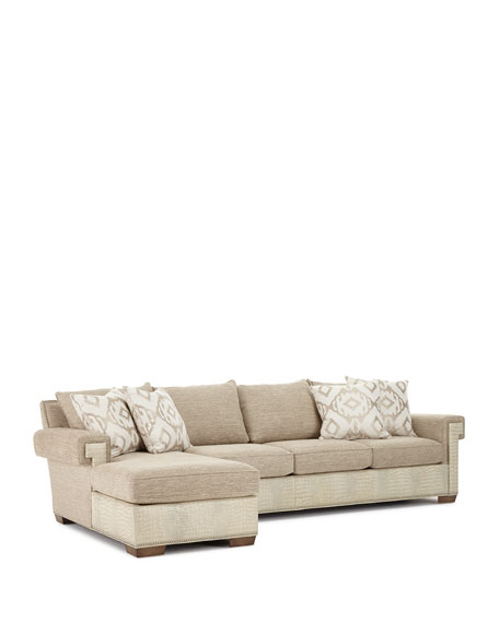 Andrews Left Chaise Sectional
