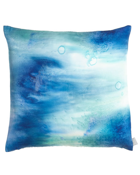 Aviva Stanoff Wild Silk and Stardust Pillows