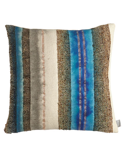Wild Silk Pillow, 20