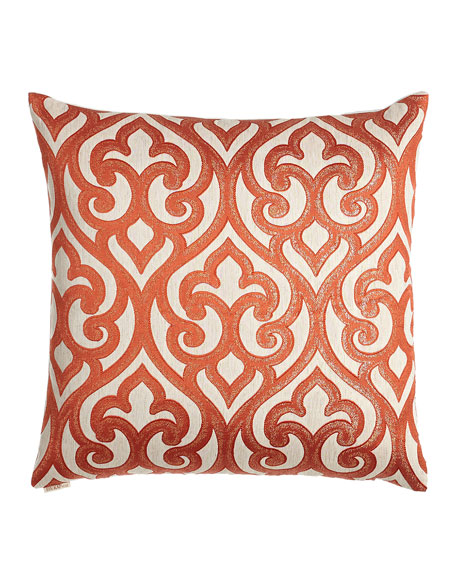 D.V. Kap Home Whimsical Mango, Tango Orange, and