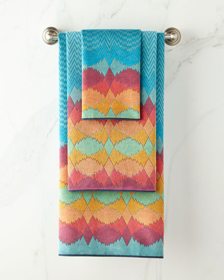 Missoni Home Tamara Bath Towels & Matching Items