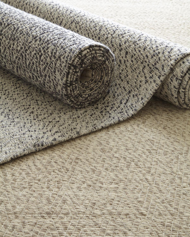 Agatha Woven Wool Rug 10 X 14