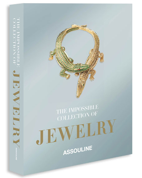 Assouline Publishing Assouline Impossible Jewelry Hardcover Book