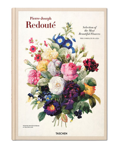 REDOUTE, FLOWERS