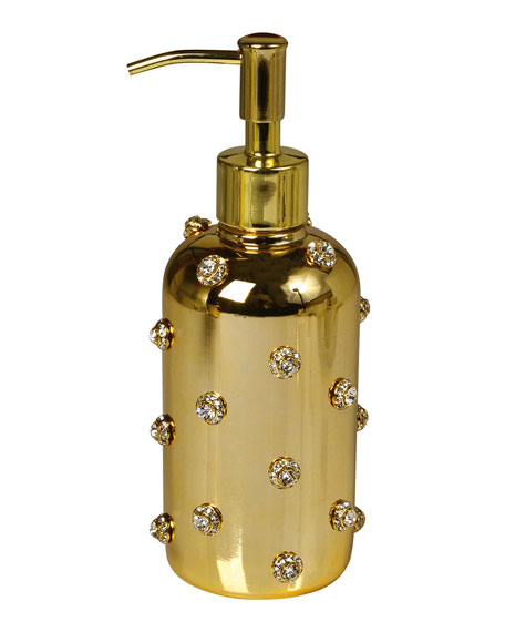 """Nova with Jewels"" Pump Dispenser"