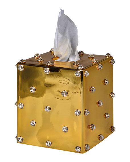"""Nova with Jewels"" Tissue Box Cover"