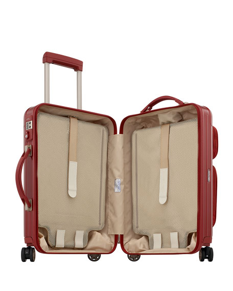 Salsa Deluxe Cabin Multiwheel Luggage, Red