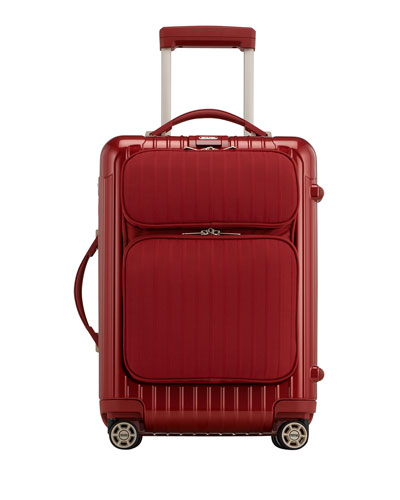Salsa Deluxe Cabin Multiwheel, Red