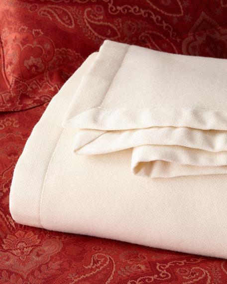King Merino Lambswool Blanket