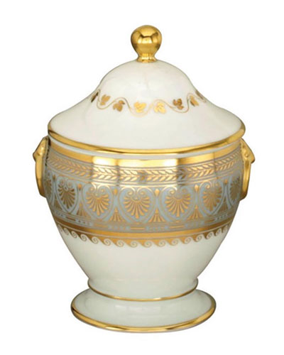 Elysee Covered Sugar Bowl