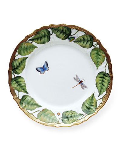 Ivy Garland Charger Plate