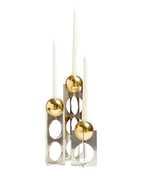 Berlin Candle Holder, Tall