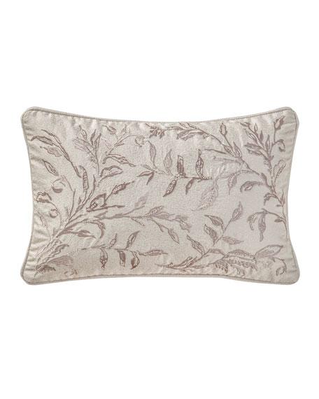 """Sophia Breakfast Pillow, 12"""" x 18"""""""