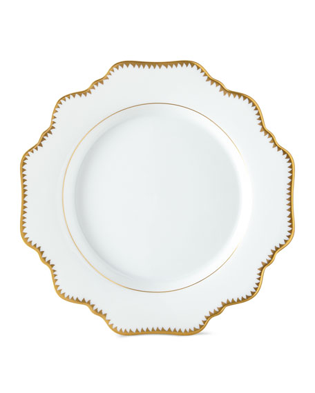 Anna Weatherley Simply Anna Antiqued Bread and Butter Plate