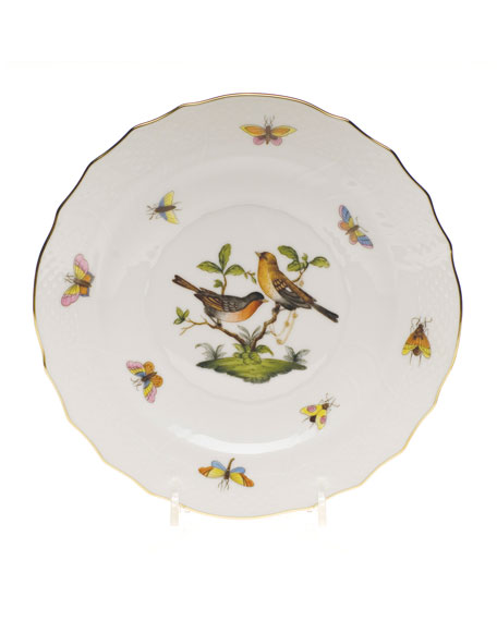 Rothschild Bird Salad Plate #9