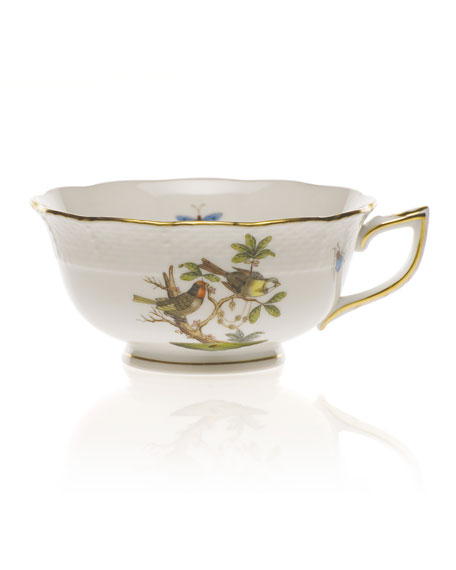 Rothschild Bird Teacup #11