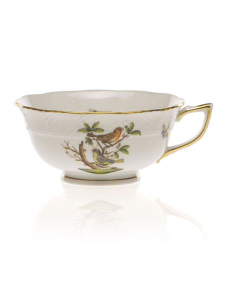 Rothschild Bird Teacup #3