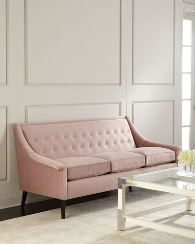 Newport Tufted Sofa
