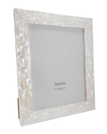 the jws collections mother of pearl frame 8 x 10 - Mother Of Pearl Picture Frame