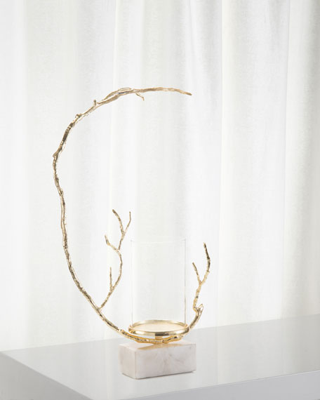 John-Richard Collection Branch Candle Stand