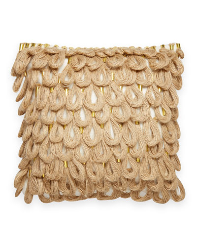 Topanga Loops Pillow
