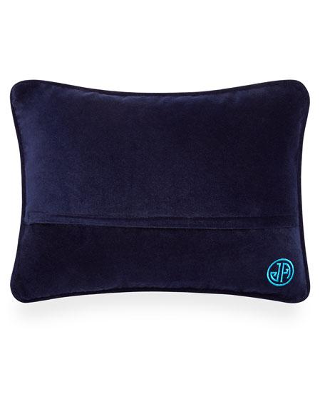 Diamonds Bargello Pillow